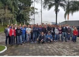 CURSO DE ATUALIZAÇÃO PARA OS AGENTES DA AUTORIDADE DE TRÂNSITO DE JOINVILLE - 2ª Turma